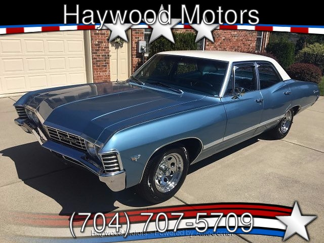 1967 Chevrolet Impala - Turn Key Classic...